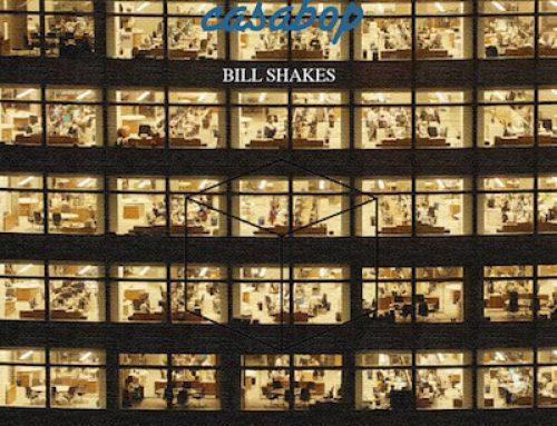 Bill Shakes – BOX EP