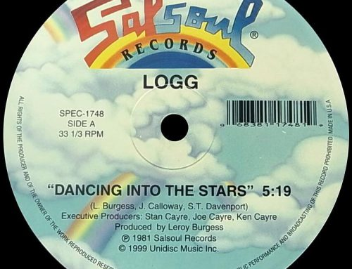Logg – Dancing Into The Stars (Bill Shakes Edit)
