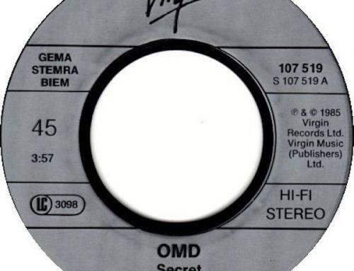 OMD – Secret (Bill Shakes Downtown Rerub)