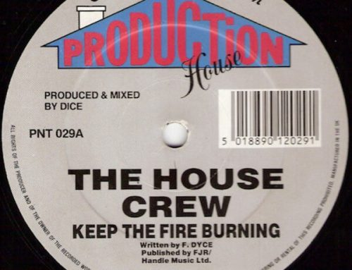 The House Crew – Keep The Fire Burning (Bill Shakes Rerub)